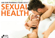 Sexual health poster