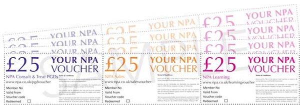 Membership vouchers