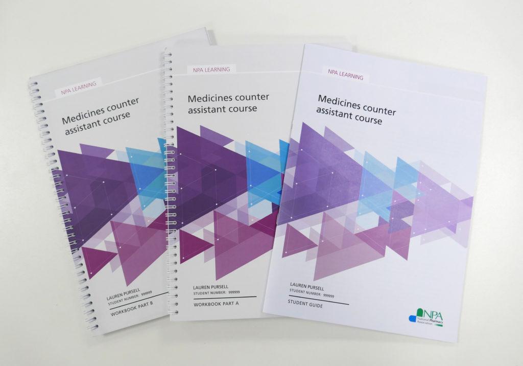 MCA course materials